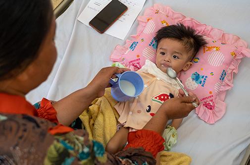 End Malnutrition