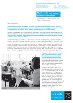 INSPIRASI,Newsletter Issue 03/2021